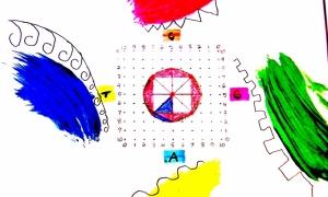 Gabriel Mitchell-Grid with DNA swipes