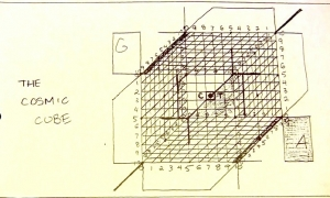 Gabriel Mitchell-The Cosmic Cube