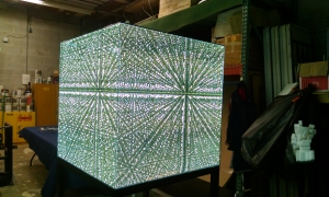 Infinite Cube -view #1 Loading Dock